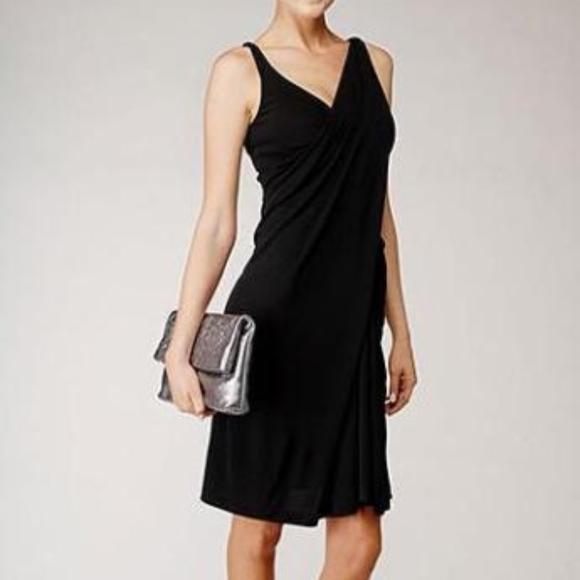 8394f99c52d72 NICOLE MILLER Dresses | Kala Jersey Black Cocktail Dress 8 | Poshmark